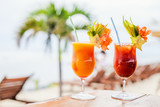 Exotic cocktails - 205589302