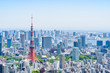 初夏の東京