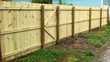 Dang, Jim! You got a good-looking new fence! - 205594564