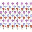 Seamless pattern floral background  - 205599546