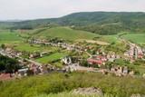 View of Hajnacka, Slovakia