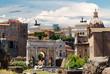 Forum and Vittoriano
