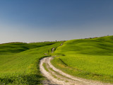Landschaft Weg