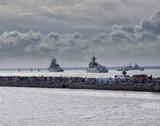 Military navy ships - 205637157