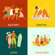 Vacation 2x2 Design Concept