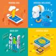 Brain Copying Design Concept