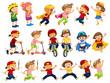 A Set of Urban Kids Activities - 205759772