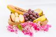 Frutas e verduras frescos
