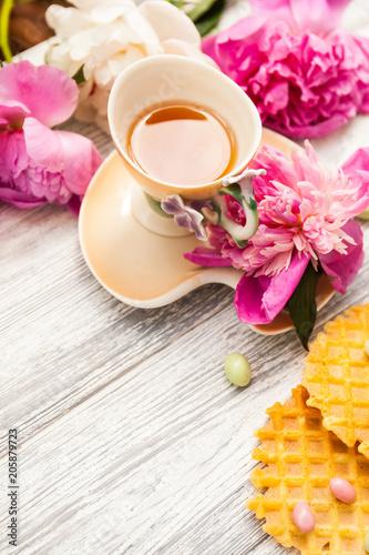Herbata w stylu Shabby Chic