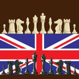World chess tournament in the UK.