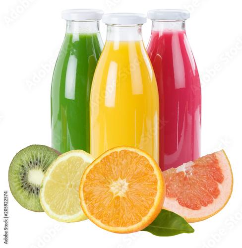 Aluminium Sap Saft Smoothie Smoothies Früchte Flasche Fruchtsaft Quadrat freigestellt Freisteller