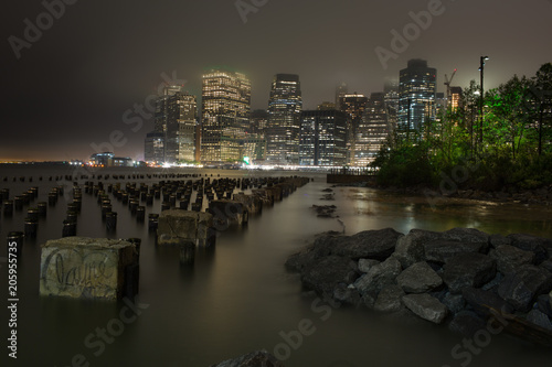 New York, manhattan di sera  © Gianfranco Bella