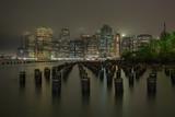 New York Manhattan skyline da Brooklyn