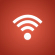 wifi vector icon for app and website