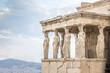 Sculptures in Acropolis Greece