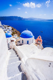 Oia, Santorini - Greek Islands - 206029786