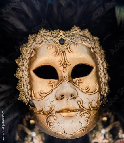 fototapeta na ścianę masque de Venise