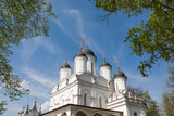 Church of the Transfiguration of the village Big Vyazema