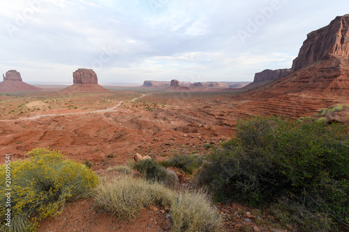 Foto Murales Monument Valley