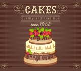 Cake Card - 206103193
