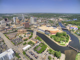 Rochester is a Major City in South East Minnesota centered around Health Care - 206116386