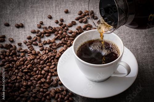 Wlać kawę