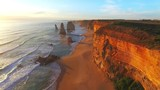 Great Ocean Road aerial view - 206189552