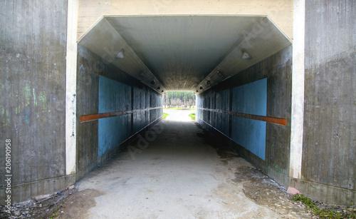 Wejście do tunelu