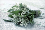 Bouquet of Lilies of the Valley - 206202555