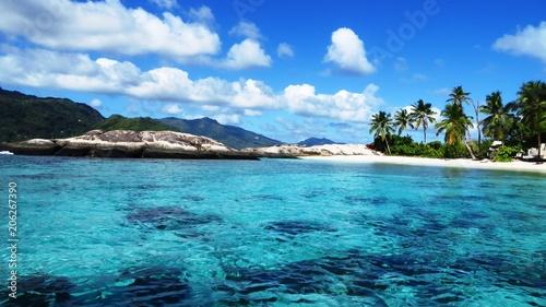 Foto Murales Seychellen Dreambeach