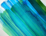 abstract watercolor background design - 206293537