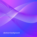 color abstract background mysterious space
