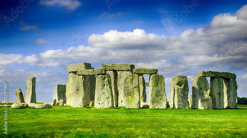 Foto Murales Stonehenge, England