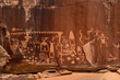 Kohta Circus Petroglyphs, Gold Butte National Monument, NV