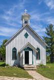 Historic Church at Ball's Falls