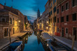 Venezia di sera