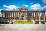Swedish Parliament House facade - 206410559