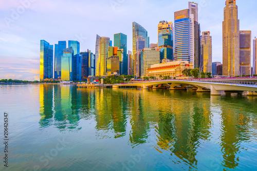 Foto Murales シンガポールの風景