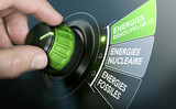 Transition énergétique et écologique. Passage de l'énergie fossile et nucléaire aux énergies renouvelables - 206483797