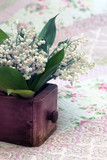Bouquet of Lilies of the Valley - 206526350