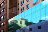 Facades of buildings in New York - 206529122