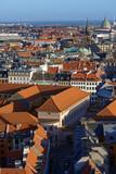 Cityscape of Copenhagen, Denmark - 206541768