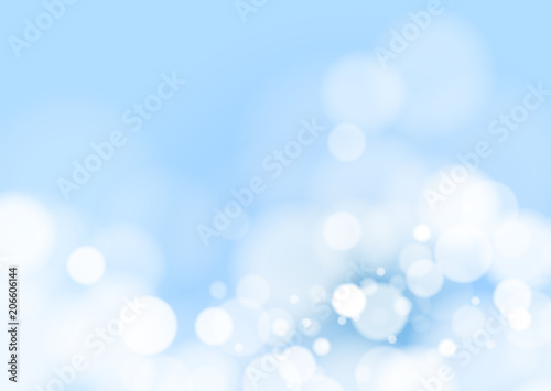 Abstract Skyblue Background #Vector Graphics