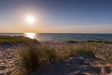 Sonne, Strand, Düne, Abend an der Ostsee - 206665778