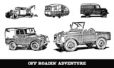 Vintage Jeep & Truck Collection