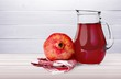 Leinwanddruck Bild - Pomegranate.