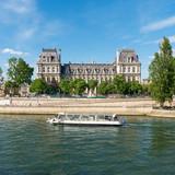 Das Rathaus Hotel de Ville in Paris, Frankreich