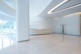 empty modern office building interior - 206818968
