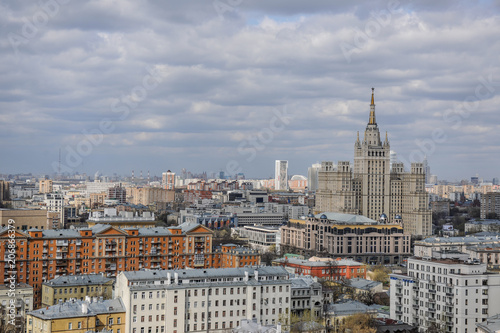Aluminium Donkergrijs Moscou, Russie