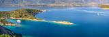 Small island in Aegean sea, Greece - 206896940